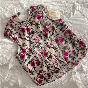 Joyfolie HARTLEY TOP floral, Medium